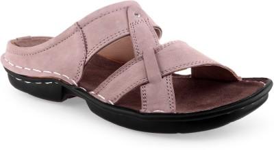 Recur Men Camel Sandals