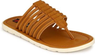 FOOTLODGE Men Beige Sandals