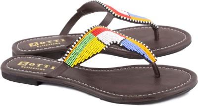 Zotti African Madisa Women Multicolor Flats