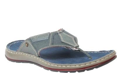 Style Centrum Men Blue Sandals