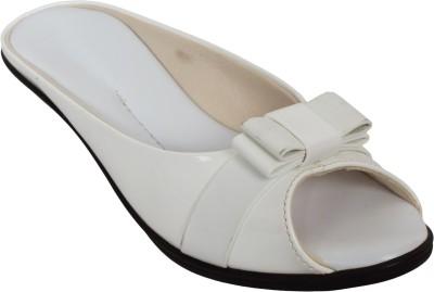 Rialto Women White Heels