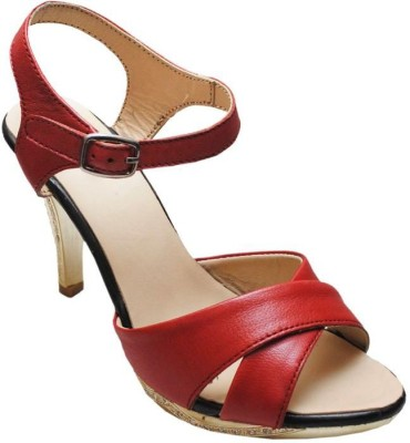 Richiee Girls Red Heels