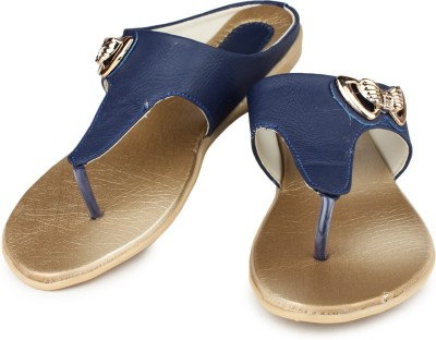 ZAAK Women Blue Flats