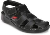 Shoe Smith Men BLACK Sandals