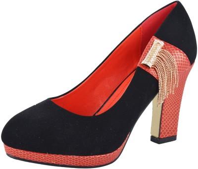 Willywinkies Women Red Heels