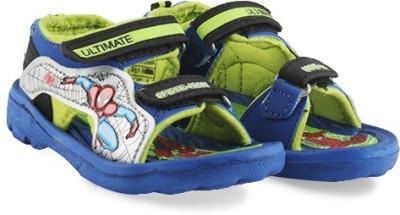 Spiderman Boys Blue Sandals