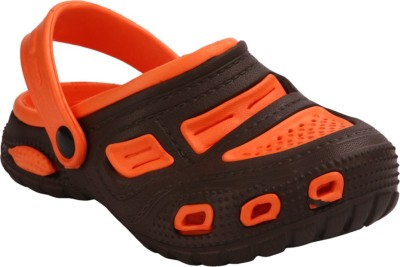 Time Expert Boys Brown Sandals