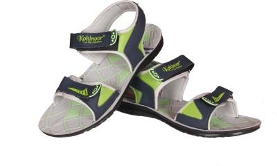 Delux Look Men Green Sandals