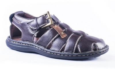 Tanny Shoes Tanny Shoes Brown Sandal Men Brown Sandals