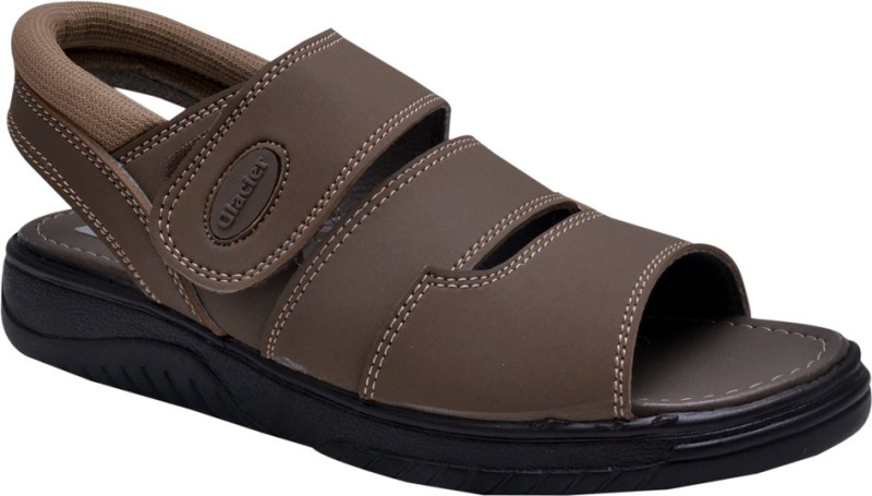 Glacier Men Brown Sandals