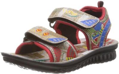 Footfun By Liberty Boys Beige Sandals