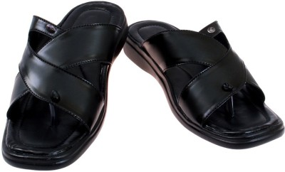presidency Men Black Sandals