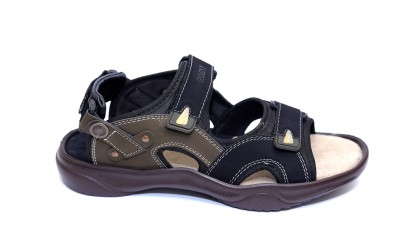 Roony Men Olive Sandals
