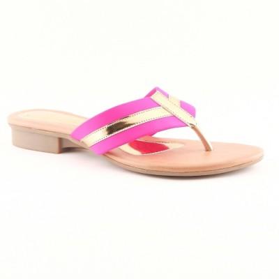 Cenizas SS15 Women Pink Flats