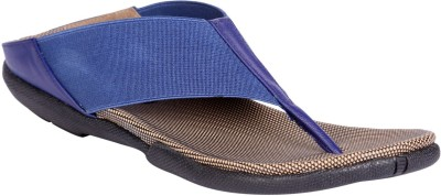 karizma shoes Women Blue Flats