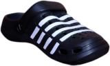Graceful Men Black Sandals