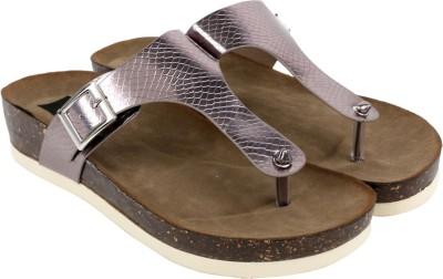 Gossip Women Grey Flats