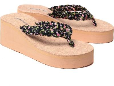 Femitaly Women Green Heels