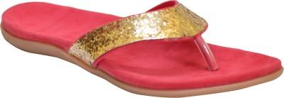 Apick Women Pink Flats
