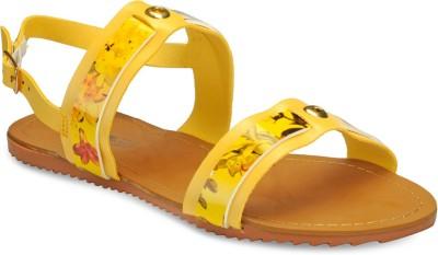 Yepme Women Yellow Flats