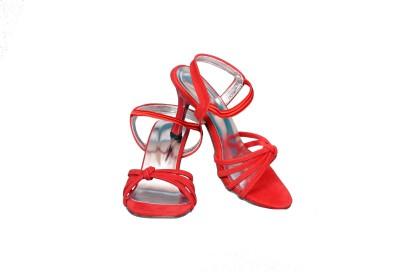 Cozy Women Red Heels
