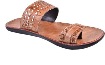 cool river Men Tan Sandals
