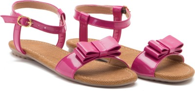 ALETA Women Pink Flats