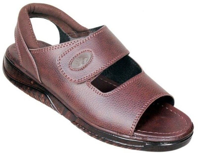 Glacier Efficacy Men Brown Sandals