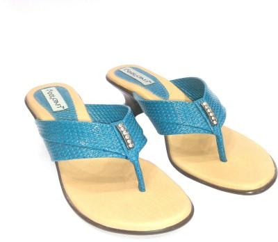 Foot Craft Women Navy Heels