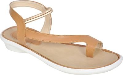 Shoe Dice Girls Beige Sandals