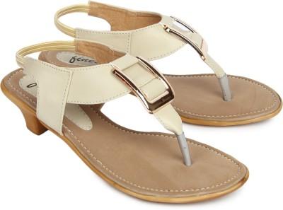 Finesse Women Natural Heels