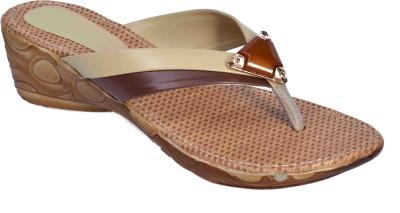 Belle Femme Women Brown Flats