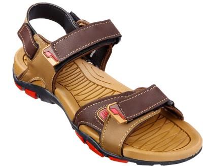VKC Trendz Men Brown Sandals