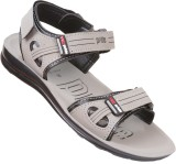 Veekesy Men Grey Sandals