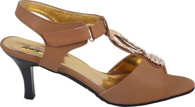 Style Buy Style Women Tan Heels