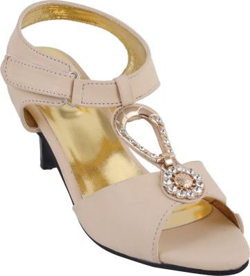 Style Buy Style Women Yellow Heels