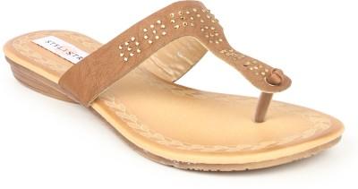 Stylistry Women Brown Flats