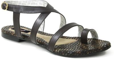 GISOLE Women Brown Flats
