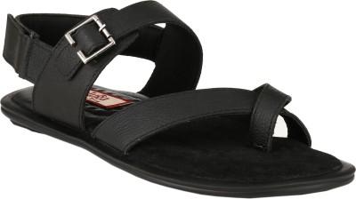 Beluga Men Black Sandals
