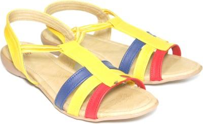 Fashion Wear Women Multicolor Flats