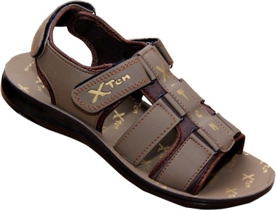Xten XTEN5270 SANDAL Men Tan Sandals