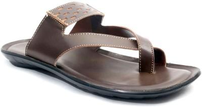 Leeway Men Brown Sandals