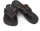Ndeez Men black Sandals