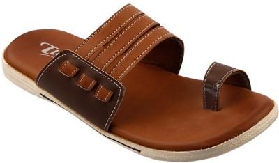 Twin Men Tan Sandals