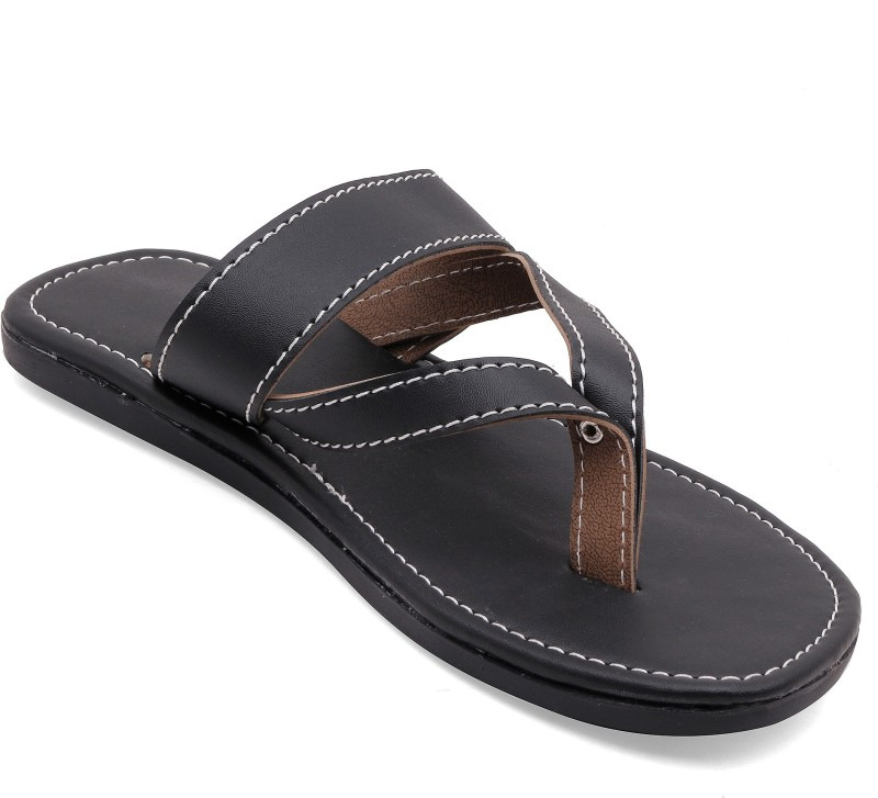 Paduki Men Black Sandals SNDEEQZHTHBD7GKA