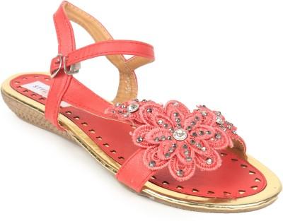 Stylistry Women Red Flats