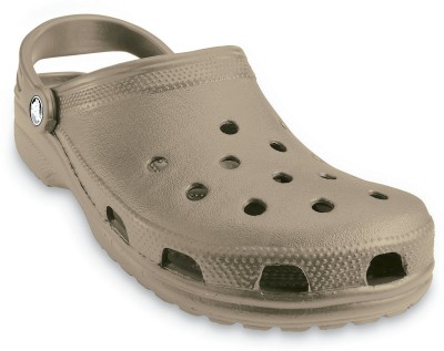 Crocs Men Khaki Clogs