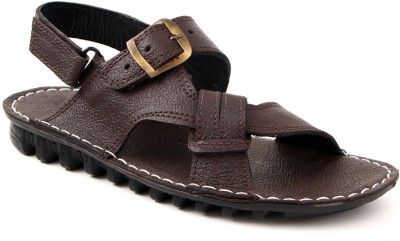 candle Men Brown Sandals