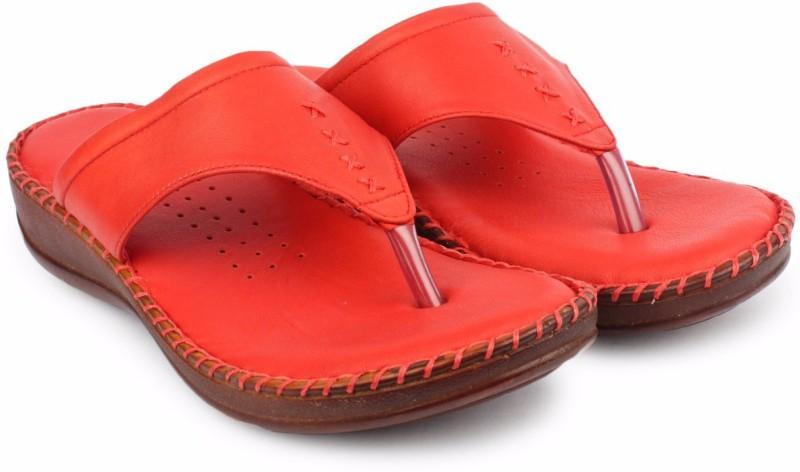DrSole Women Red Flats