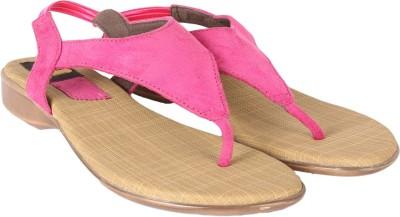 Gossip Women Pink Flats
